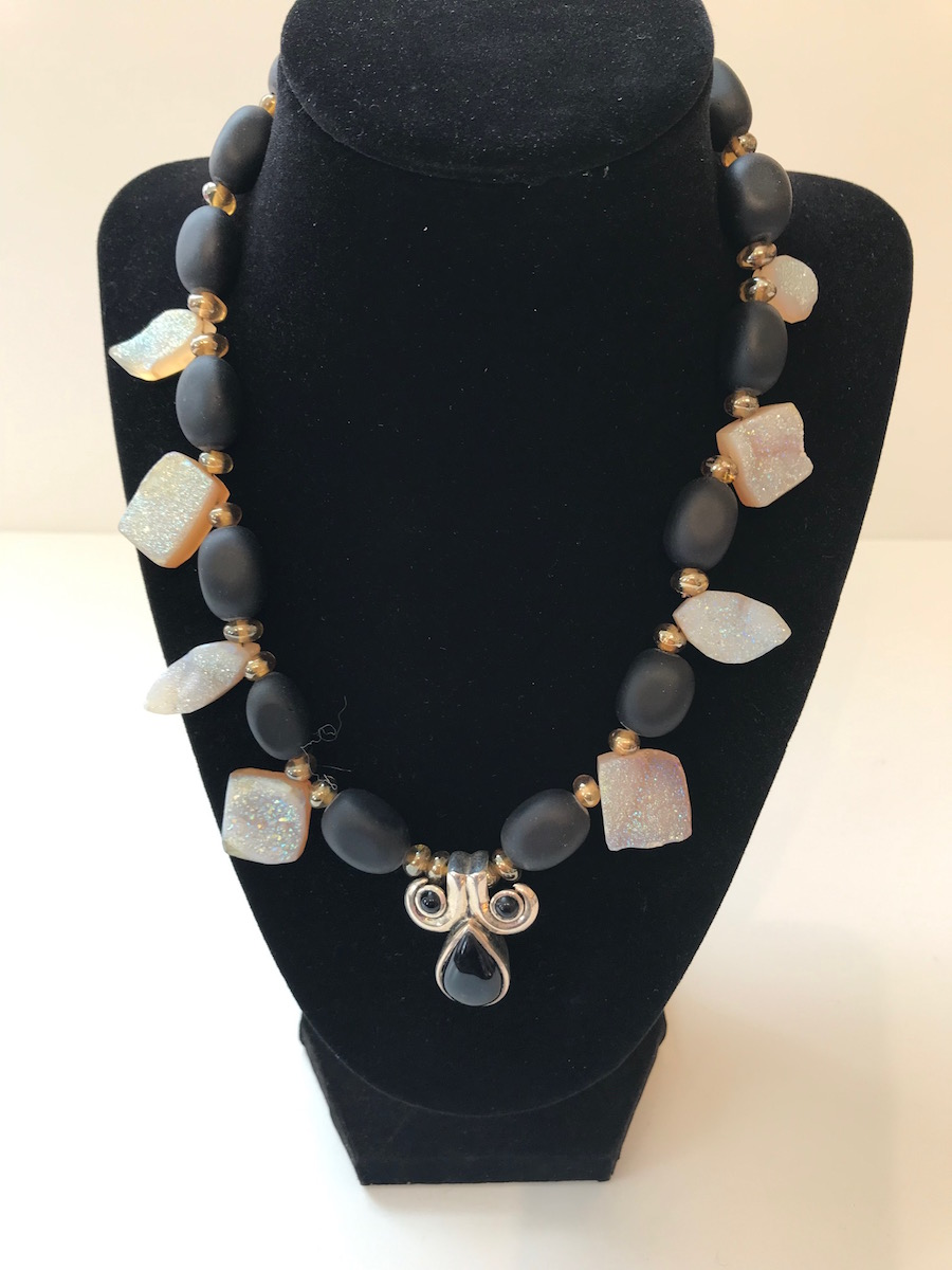 """#810  Necklace: 17"""" $275"""