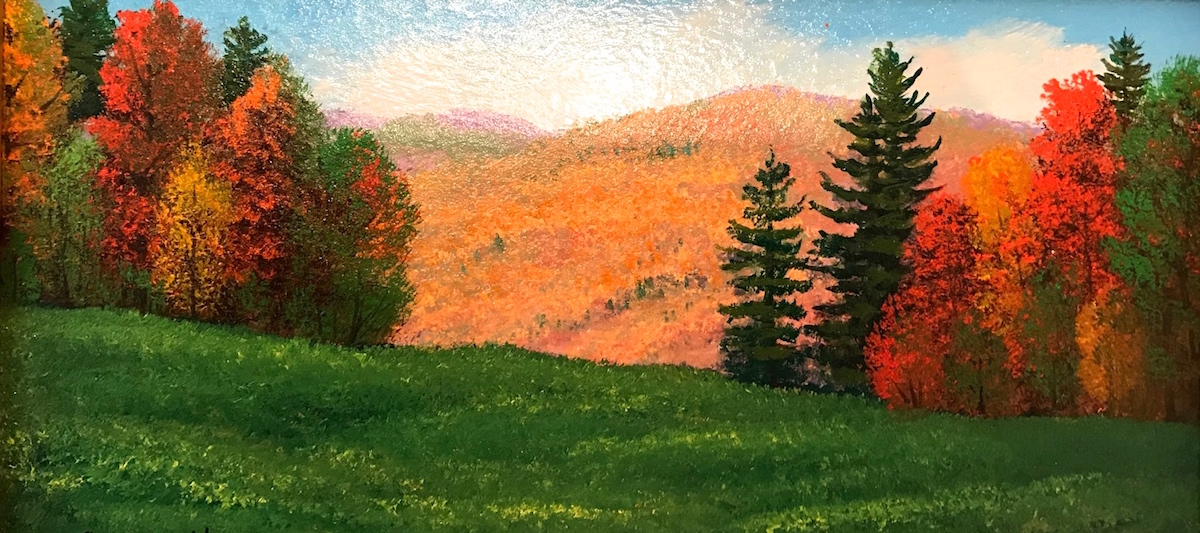 FW Autumn Light 4_ x 8_ Oil $220