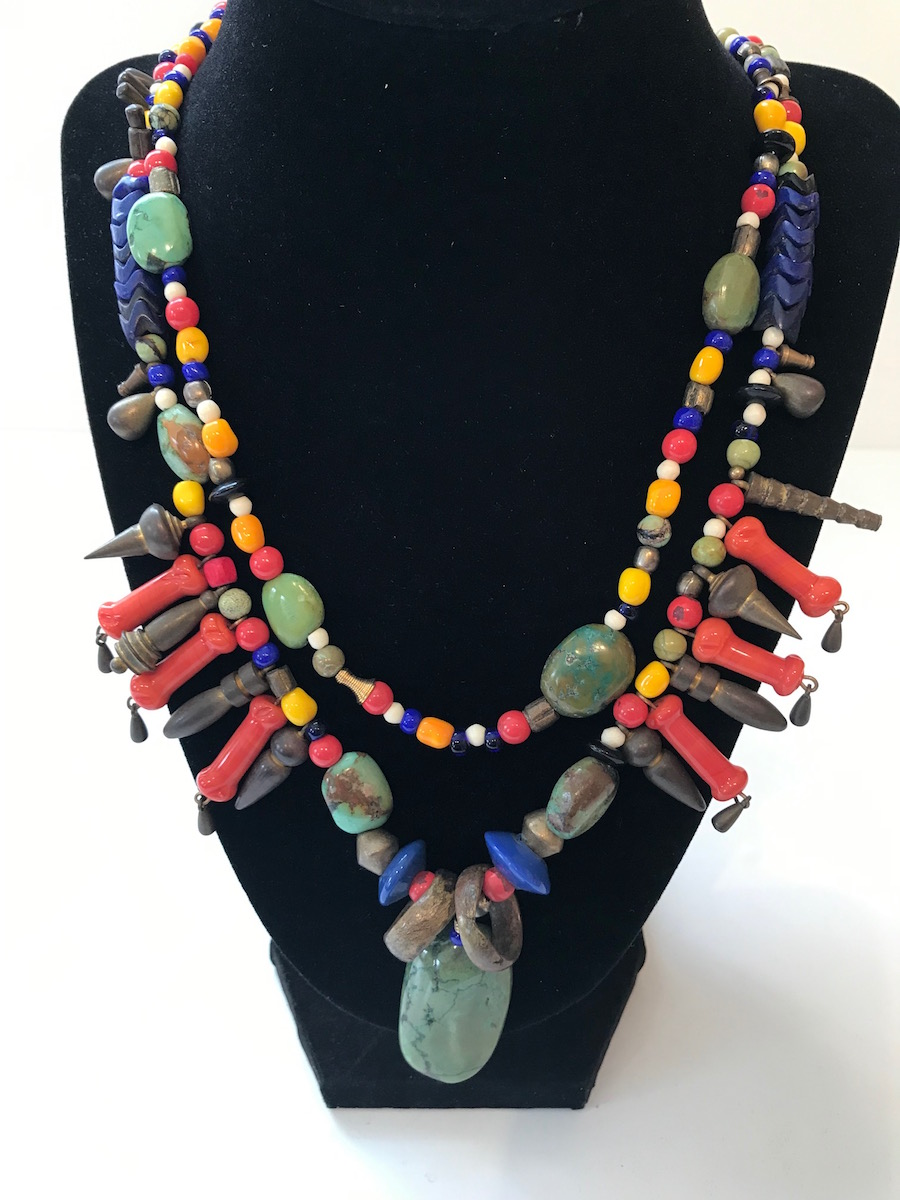 """20161 Necklace:  21""""  $675"""