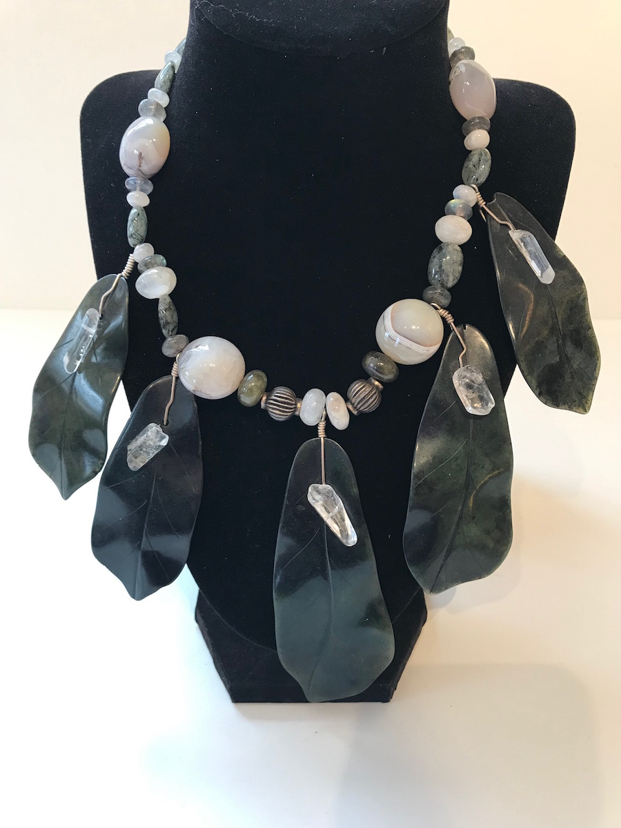 """#2043B Necklace:  16""""  $265"""