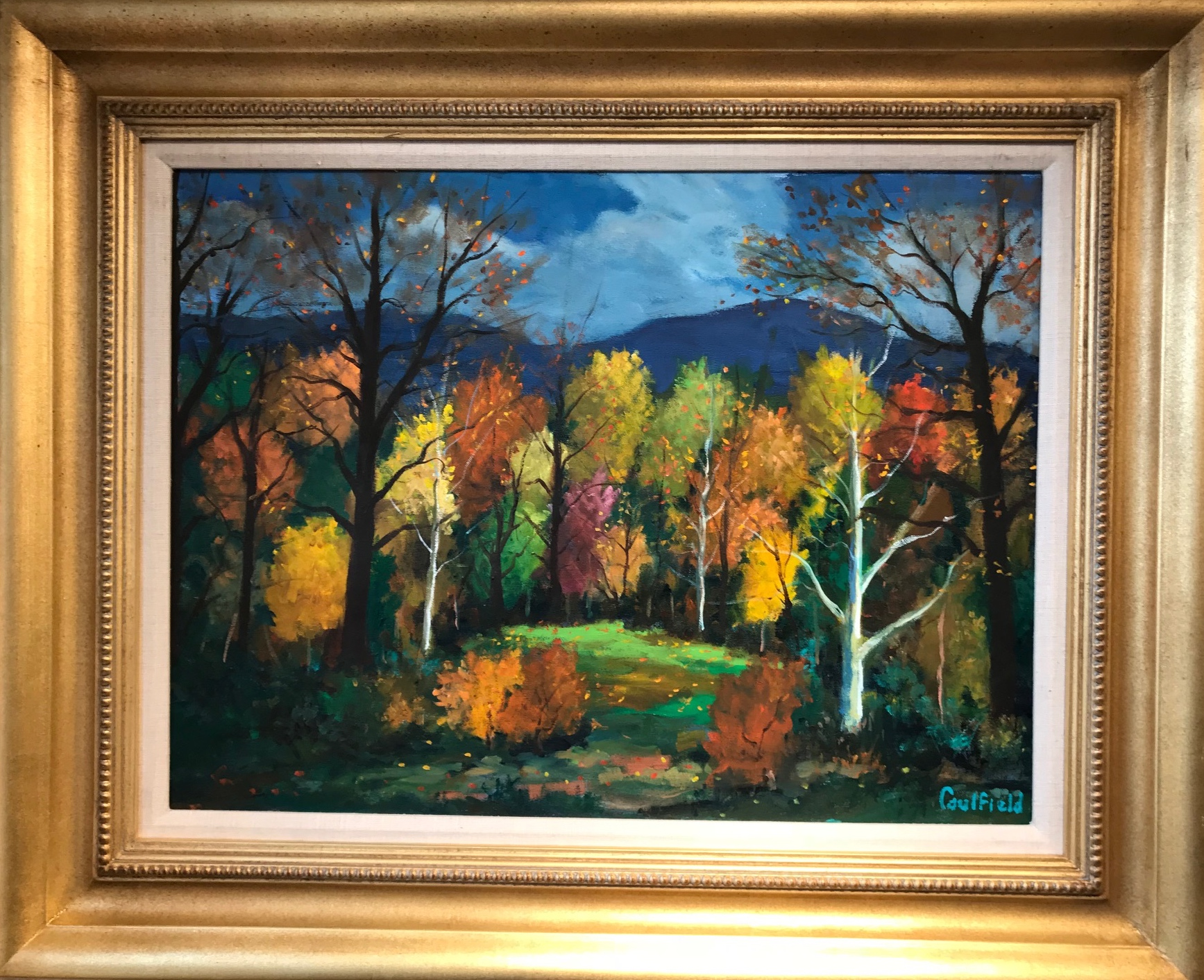 Colors of Autumn 18x24 $8500