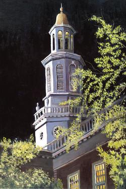 "Baker Library at Harvard 36"" 24"" Oil Retail $6,700  $4,700"