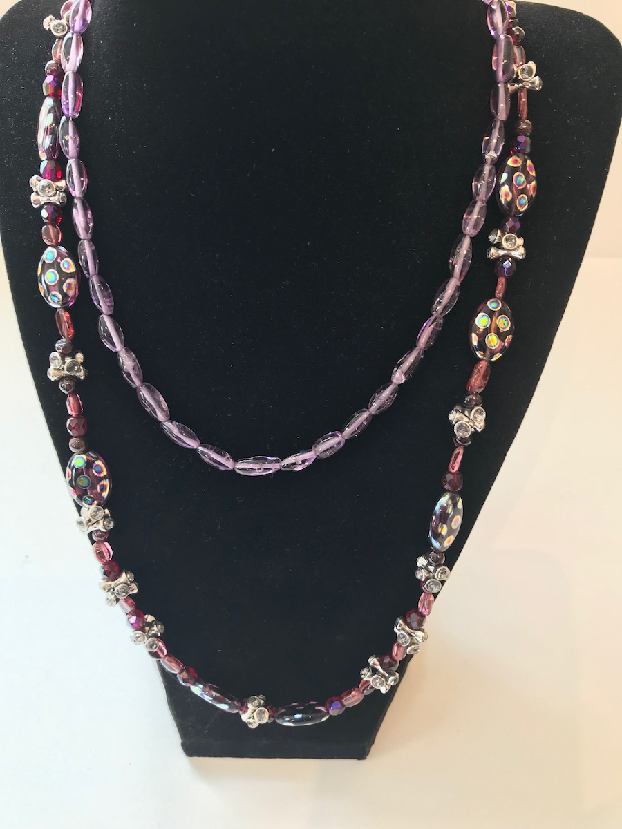 """#20163 Necklace:  18""""  $225"""