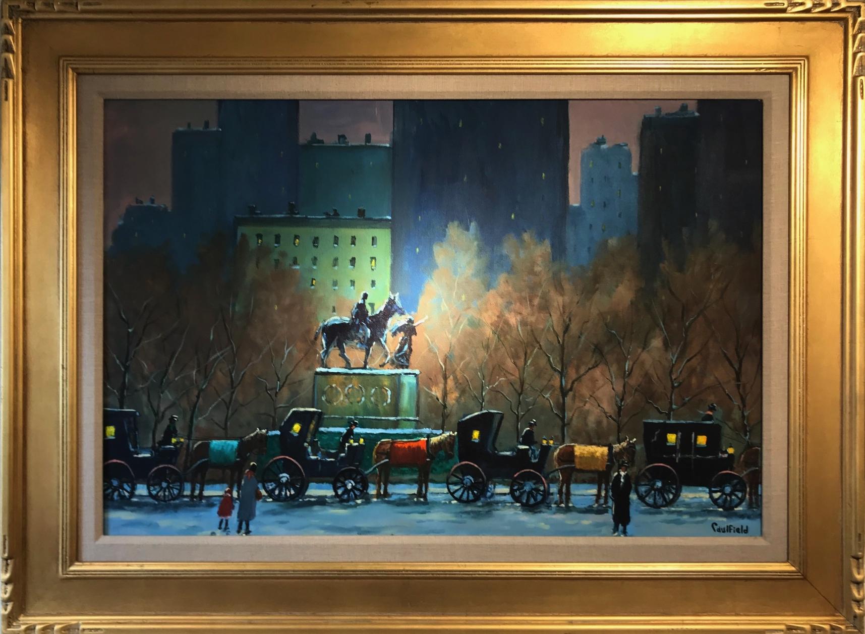 Grand Army Plaza NY 24x36 $20,000