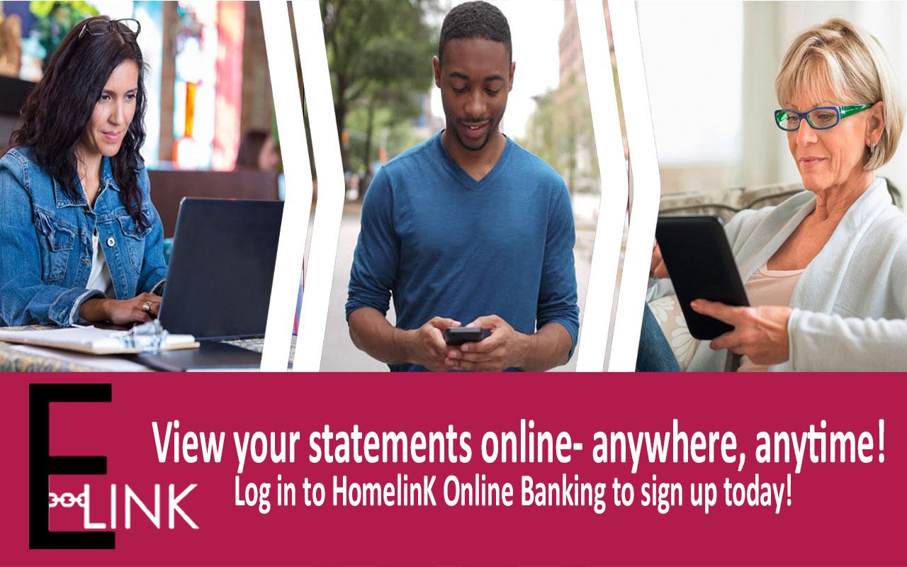 E-Link Banner