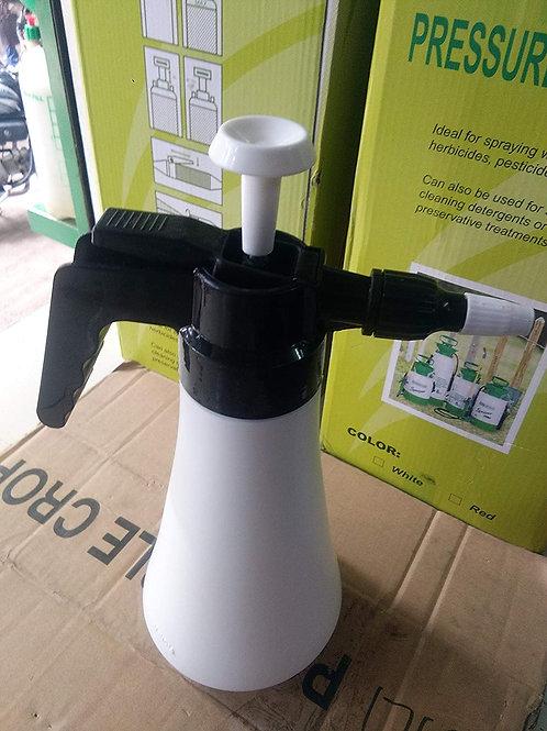 Gurudatta Agro Pressure Spray Pump for Indoor Gardening, 2 L (White)