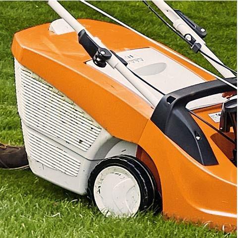 STIHL RME 443 Compact Electric Lawn Mowe