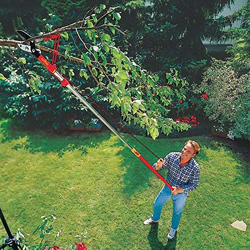Wolf-Garten Steel Multi Star Anvil Tree Lopper Without Handle