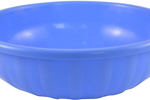 Actionware Premium Quality Unbreakable Plastic Tub (18 Lit.),(Blue Color)(2 PIS)