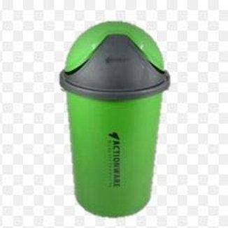 Actionware Plastic Garbage Dustbin, 100 L (Multicolour)