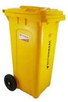 Gurudatta Unbrecabe Plastic Square Dustbin 120 Lit