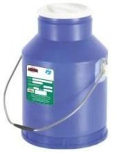 Actionware Plastic Milk Can (10 L, Multicolour)