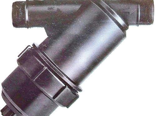"""HARIT FROM KARTIK 2"""" Inch Inlet Water Tank Filter (Black)"""