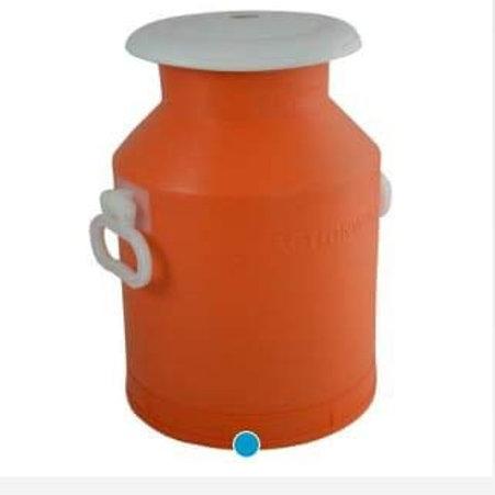 Actionware 20L Plastic Milk Can (Multicolour)