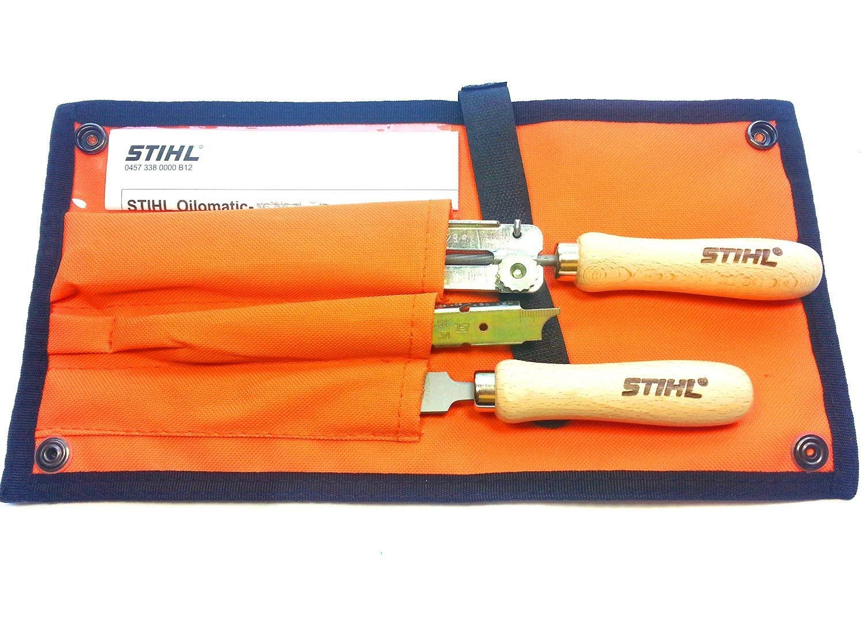 Stihl Cast Iron Chain Saw MS-180 - 4.jpg