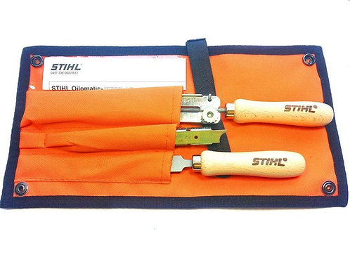 Stihl Chainsaw Chain Sharpening Filing Kit 3BY8 1