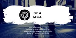BCA MCA
