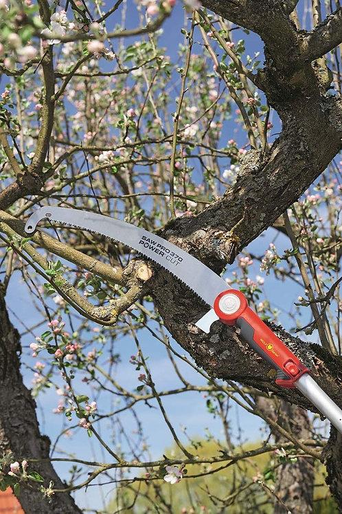 Wolf-Garten Saw Pro 370 Power Cut Professional Pruning Saw