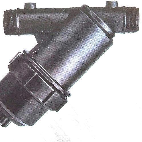 HARIT FROM KARTIK Plastic Water Tank Filter, Black