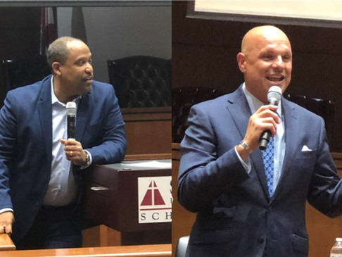 NOTES ON STU'S ALL-STARS OF THE COURTROOM ft. JOSE BAEZ, BENJAMIN CRUMP, JEAN CASAREZ, & CO.