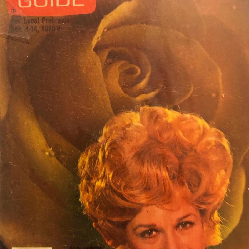 FLO TV GUIDE 1980
