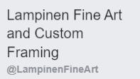 Sue Lampinen Fine Art and Custom Framing