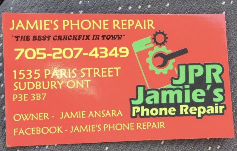 JAMIE'S PHONE REPAIR