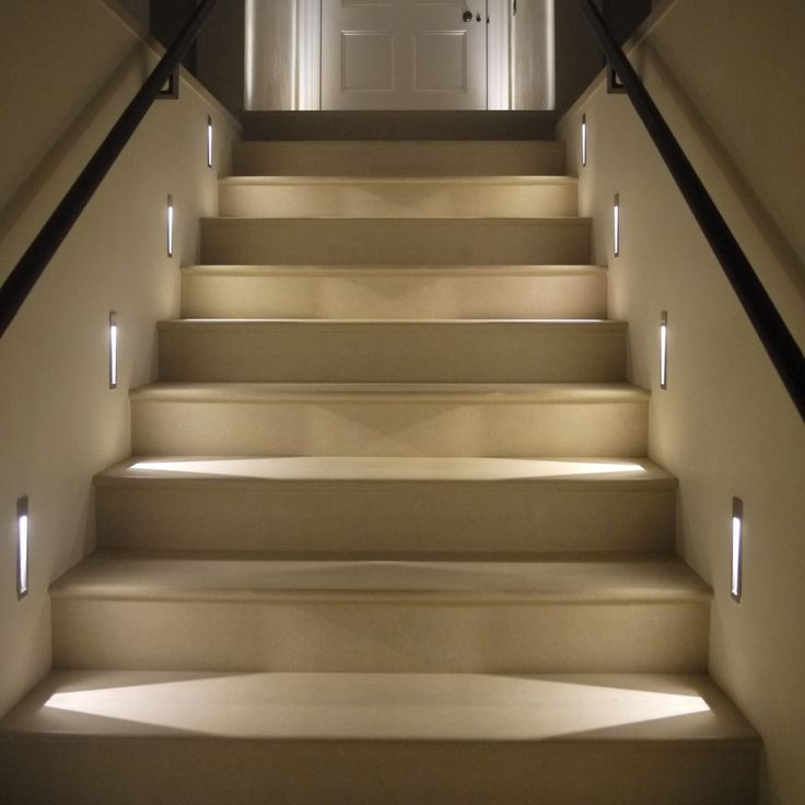 Automatic Stair Lighting