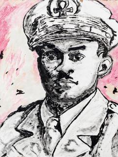 Haitian soldier, 2018