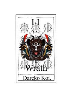 WRATH CARD 2016