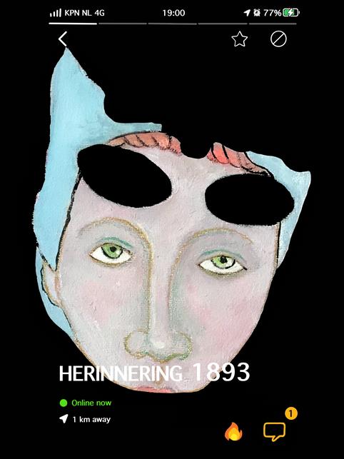 HERINNERING 1893