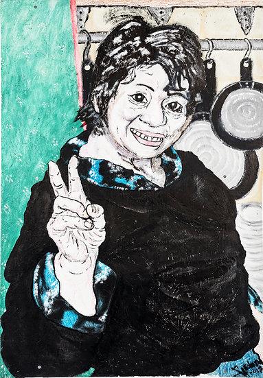 Mama Sawa, 2018