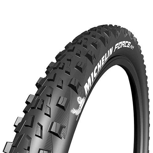 Michelin, Force AM Comp, Tire, 29''x2.35, Folding, Tubeless Ready, GUM-X, 60TPI,