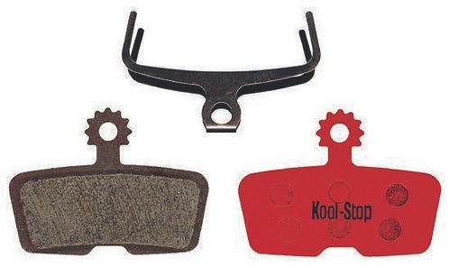 Kool-Stop Avid Code R (2011) RF Disc Brake Pads, Steel Plate