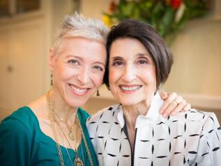 Celebrating Life (Happy 80th Birthday, Mom!)