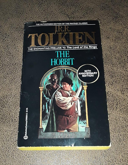 The Hobbit – 50th Anniversary