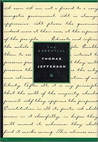 The Essential Thomas Jefferson