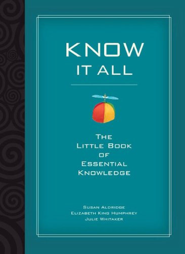 Know It All: The Little Bok of Essential Knowledge