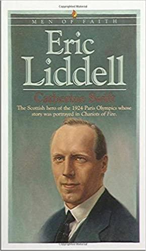 Eric Liddell (Men of Faith)