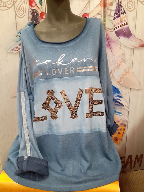 Sweat Lover grande taille