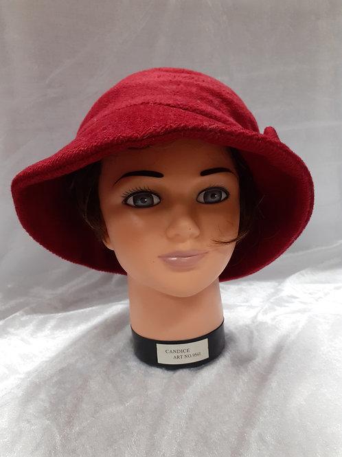 Bonnet chapeau Bordeaux