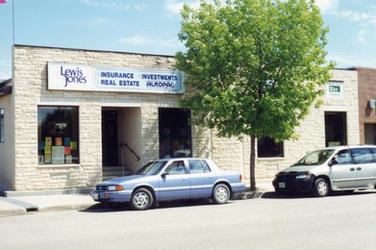 Lewis & Jones Storefront