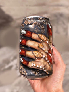 Alta hand Can