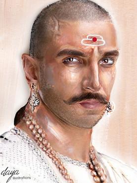 Ranveer Singh as Bajirao