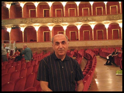 At the Rome Opera House (2008)