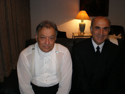 with maestro Zubin Mehta  (2007) Symphony No 3 in Tel-Aviv.jpg