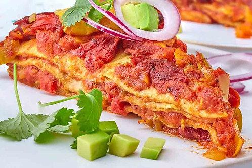 Lasagne de wrap au veau sauce à l'italienne