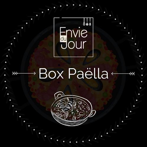 Box Paëlla - 2 pers