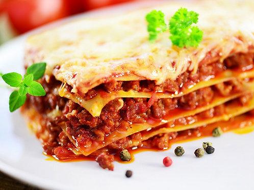 """Lasagne traditionnelle """"maison"""""""