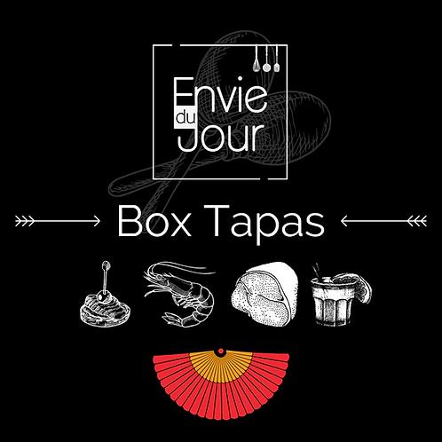 Box Tapas - 2 pers